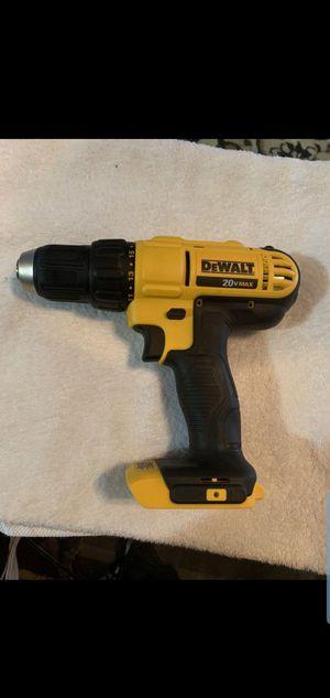 Drill dewalt nuevo NO PILA NO CARGADOR for Sale in Dallas, TX