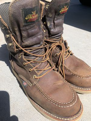 """Thorogood work boot size 9e 8"""" for Sale in Beaumont, CA"""