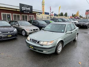 2001 Saab 9-5 . Manual transmission for Sale in Tacoma, WA