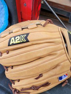 A2K Baseball Glove for Sale in Fontana,  CA