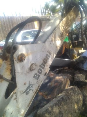 Backhoe Attachment for Bobcat for Sale in Spring Valley, CA