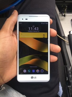 Lg Tribute HD for Sale in Greenville, NC