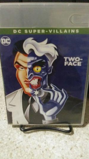 Batman two face dvd for Sale in Yakima, WA