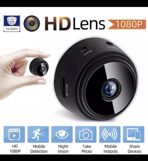 New mini spy camera 60 OBO