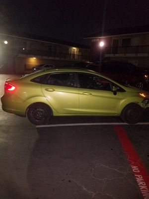 """2011 Ford Fiesta """"Not Running"""" For Parts for Sale in Anaheim, CA"""