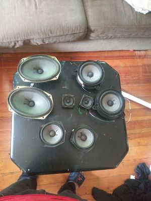 Car Bose music system for Sale in West Warwick, RI