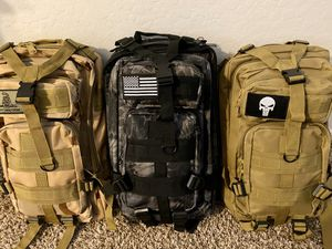 Tactical Backpacks NEW for Sale in Queen Creek, AZ