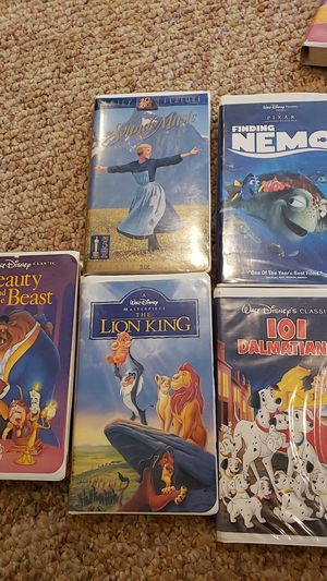 Classic VHS movies for Sale in Webster, NY
