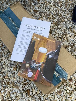 Brewing kit brand new for Sale in St. Petersburg, FL
