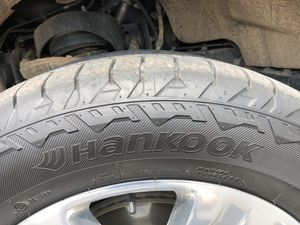 Ford F-150 Hankook Tires for sale (wheels not included) for Sale in Dallas, TX