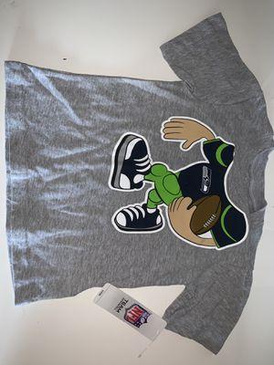 Seattle Seahawks NFL shirt long sleeve 4T for Sale in Killeen, TX