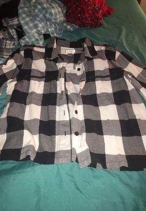 Half Sleeve Ladies Flannel for Sale in Appomattox, VA