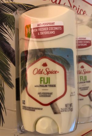 Old Spice FIJI Deodorant for Sale in Sylmar, CA