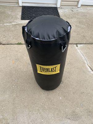 Punching bag for Sale in Lockport, IL