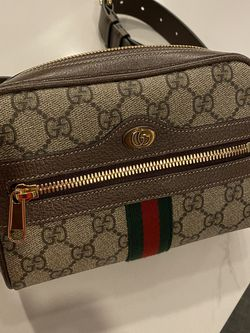 Gucci Ophidia GG Supreme Canvas Belt Bag Light Beige for Sale in Boston,  MA