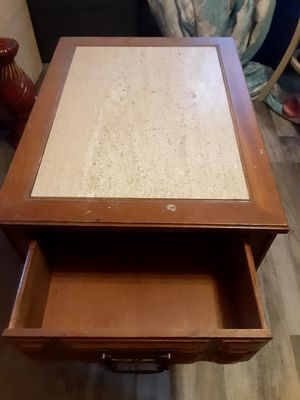 Marble top table for Sale in Dalton, GA