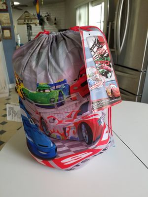 Brand new Disney Cars sleeping bag hand carry bag for Sale in Colton, CA