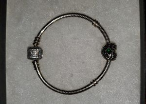 Pandora Silver Bracelet for Sale in Ypsilanti, MI