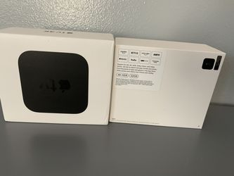 Apple TV 4K - empty box for sale (no device only the box) for Sale in Auburn,  WA