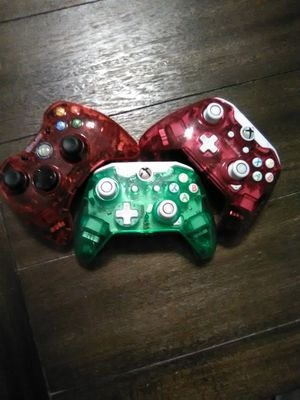 Xbox one controllers for Sale in Providence, RI