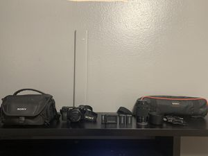 Sony 6000 for Sale in Hemet, CA