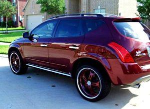 Asking$80O Nissan Murano SE O3 for Sale in Jennings, OK