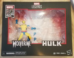 Marvel legends 80 Years Wolverine for Sale in Los Angeles, CA