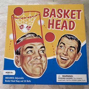 Basket Head Game for Sale in Rialto, CA