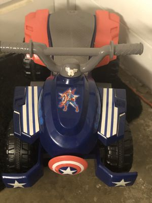 Captain America Four Wheeler for Sale in Winter Haven, FL