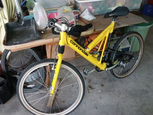 Cannondale moutain bike for Sale in Austin, TX