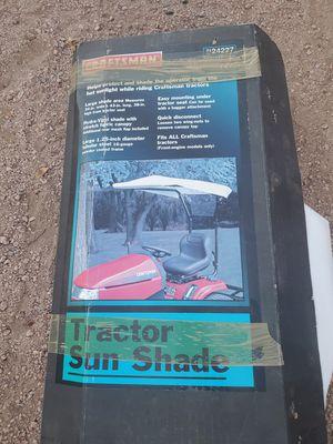 Tractor sun shade for Sale in Mesa, AZ