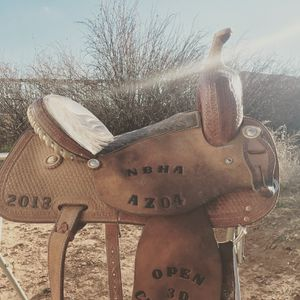Corriente Barrel Saddle for Sale