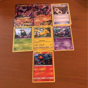 Sun And Moon Promo Set Pokémon Cards for Sale in Stevenson Ranch, CA