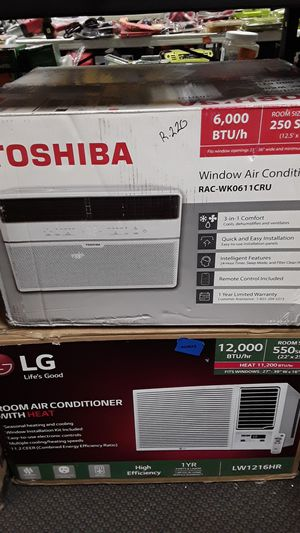 Toshiba window air conditioner for Sale in Glendale, AZ