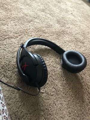HyperX headset cloud stinger for Sale in Portland, OR