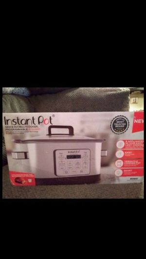New 6Qt instant pot 8in1 multi cooker. Price is firm! for Sale in Los Angeles, CA
