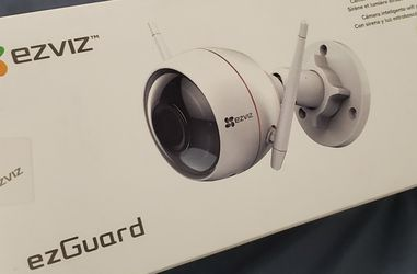 EZVIZ ezGuard Outdoor Smart Wi-Fi Camera for Sale in Rochester,  NY