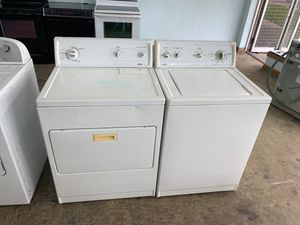 Kenmore standard washer and Electric dryer set for Sale in Lorain, OH