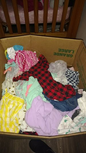 Baby clothes and diapers for Sale in Mesa, AZ