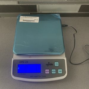 20 Pound Digital Portion Scale for Sale in Encinitas, CA