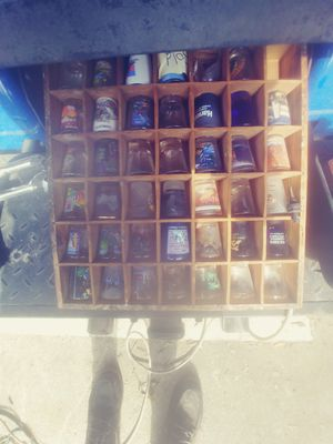 shot glass collection for Sale in Zephyrhills, FL