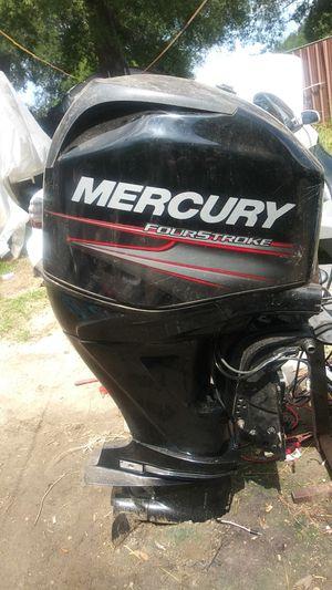 50hp four stroke Mercury Outboard motor. for Sale in Houston, TX