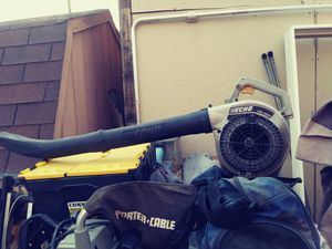 Gas powered Echo leaf blower for Sale in West Valley City, UT