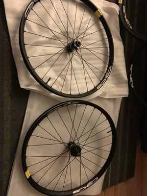 Spēd carbon wheels 27.5 mountain bike wheels. for Sale in Mesa, AZ