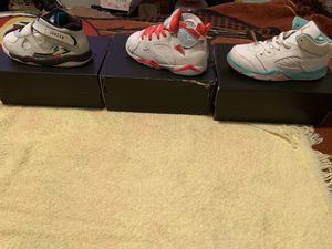 All size 9 $40 any 3 pair for $100 for Sale in District Heights, MD