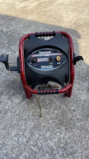 Powermate Monsoon POWERWASHER for Sale in Gambrills, MD