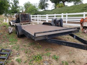 "2001 Car Trailer 16'x82"" for Sale in Temecula, CA"