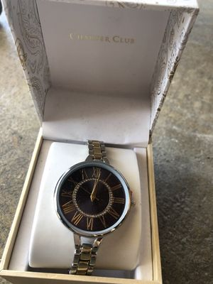 Charter Club Women's Watch Brand New for Sale in Compton, CA