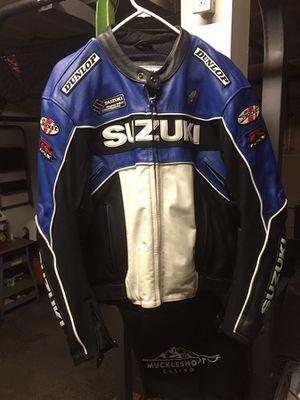 Suzuki Gsxr Motorcycle Riding Jacket for Sale in Kent, WA