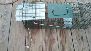 Live animal trap for Sale in Columbia Cross Roads, PA